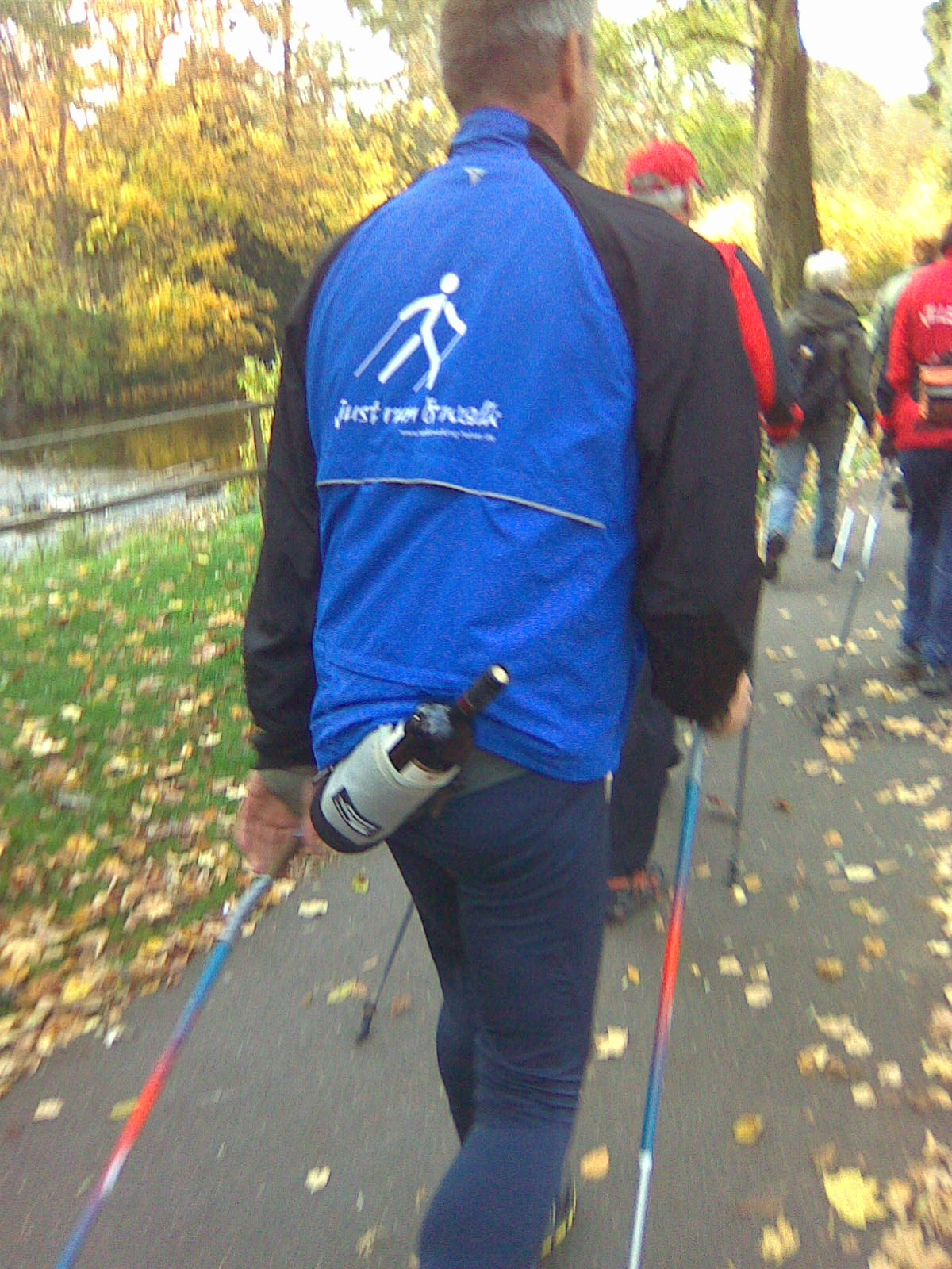 Nordicwalking mal anders.